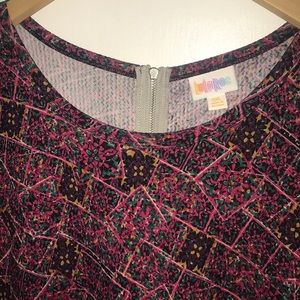 LulaRoe Amelia Dress Size 3x New with Tags